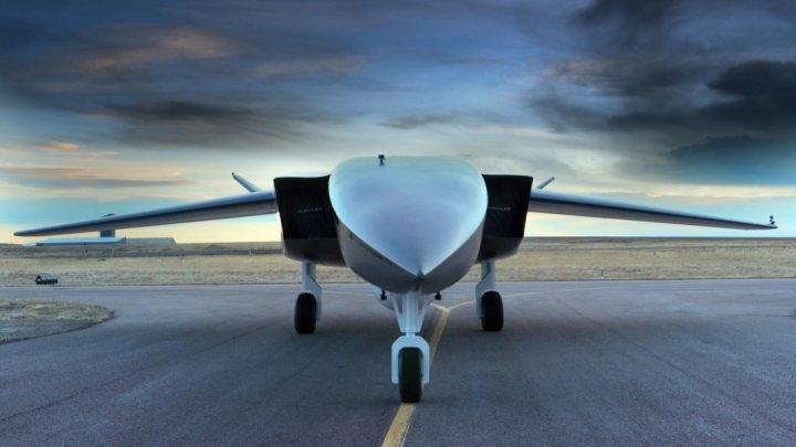 В США представили самый большой в мире дрон (фото, видео)
