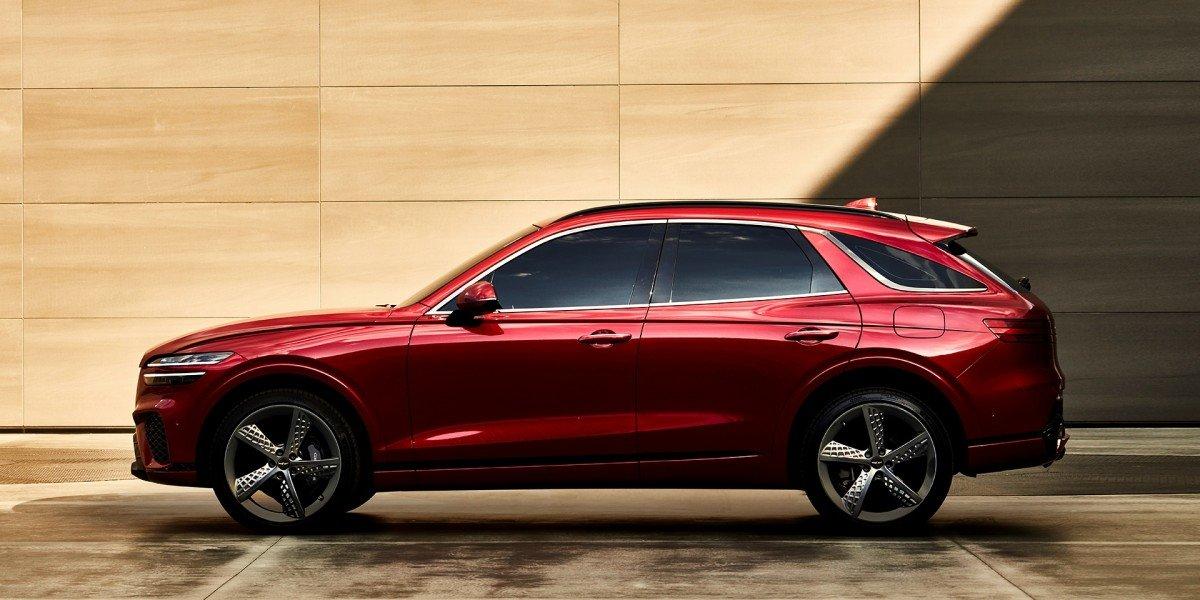 Новый кроссовер от Hyundai станет недорогой альтернативой BMW X4