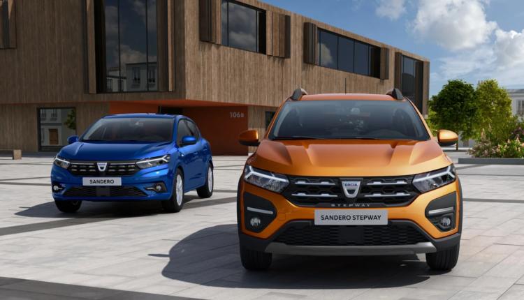 Раскрыты новые подробности о модели Dacia Sandero (фото)