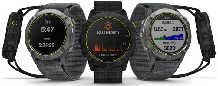 Garmin выпустила смарт-часы с автономностью до 65 дней (фото, видео)