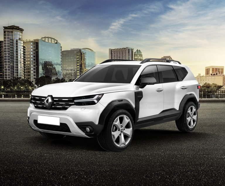 В Сети показали самый большой Renault Duster