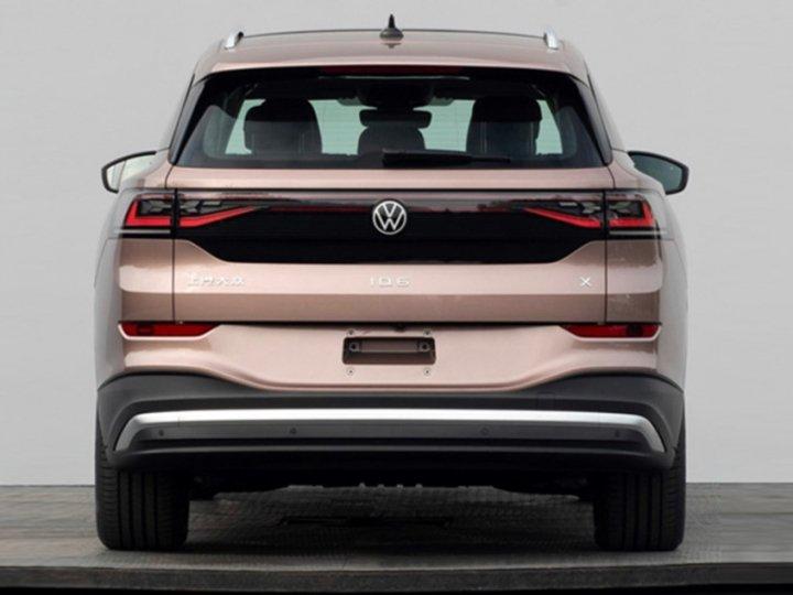 Volkswagen продемонстрировал новый флагманский электрический кроссовер