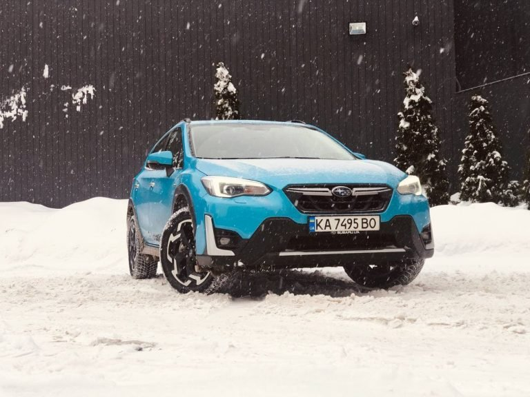 Украинцам открыли доступ к гибридным Subaru (фото)