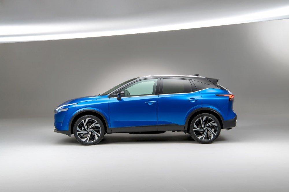 В интернете презентовали новый Nissan Qashqai (фото)