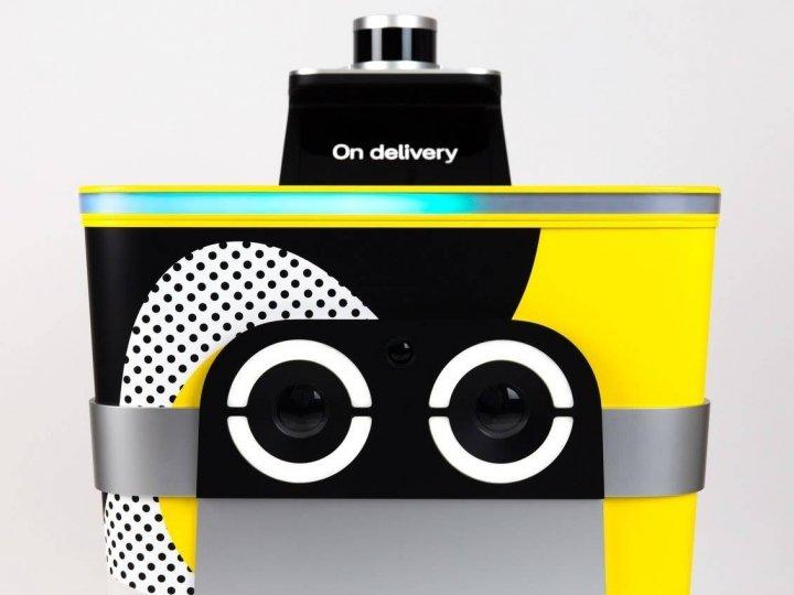 Uber создала компанию для производства роботов-курьеров