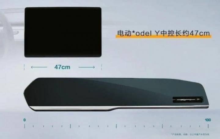 Geely установят внутри нового кроссовера метровый дисплей