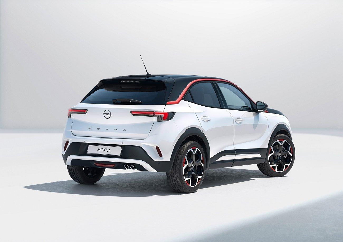 Opel везет в Украину субкомпактный кроссовер за 20 тысяч долларов