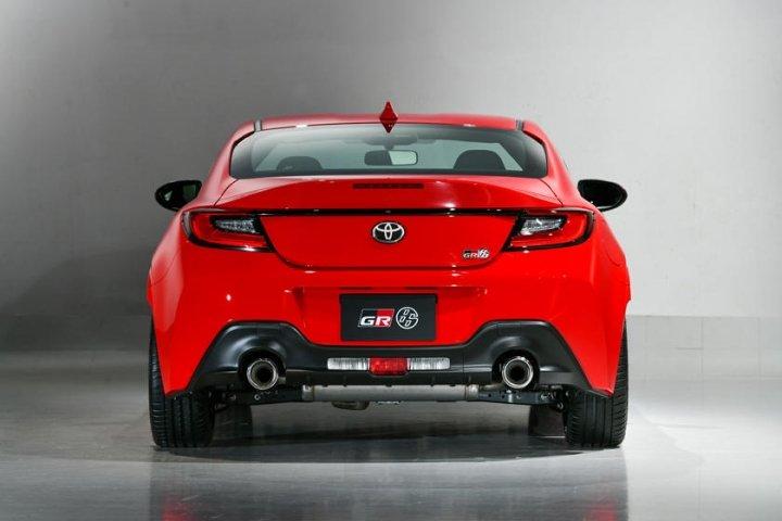 Toyota представила новый спорткар
