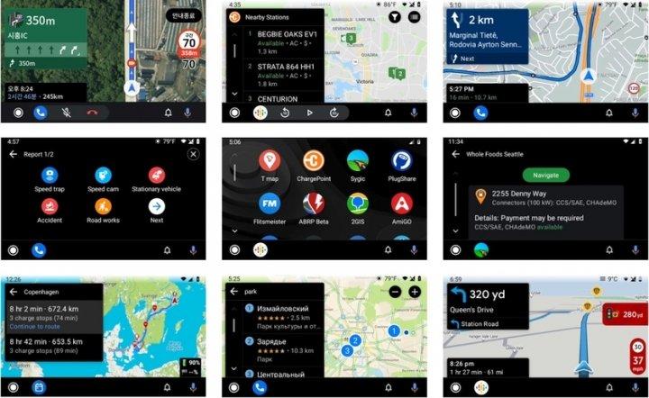 Новая версия Android Auto стала более функциональной