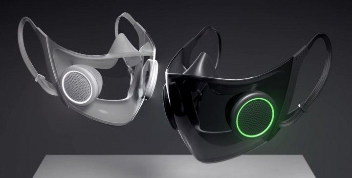 Razer выпустит «самую умную» маску Project Hazel (фото, видео)