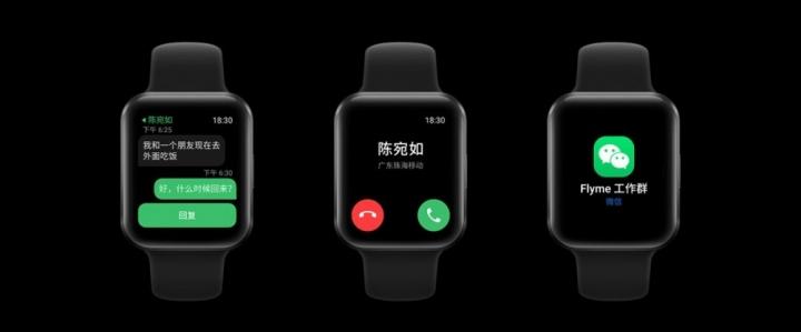 Meizu представила смарт-часы, которые полностью заряжаются за 45 минут