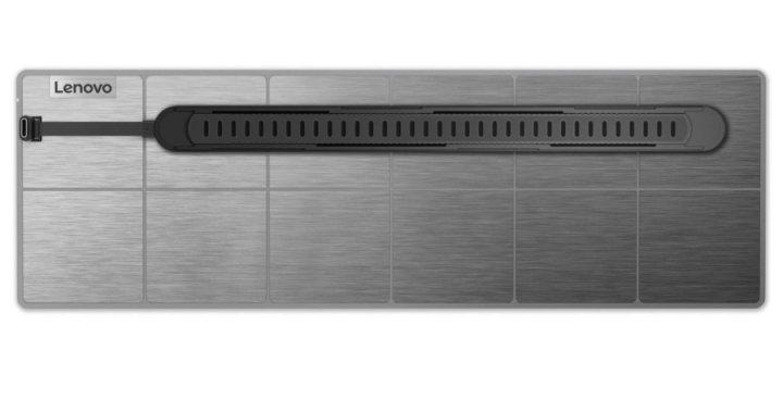Lenovo представила беспроводную зарядку для ноутбуков
