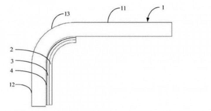 Xiaomi запатентовала уникальный подэкранный сканер отпечатков