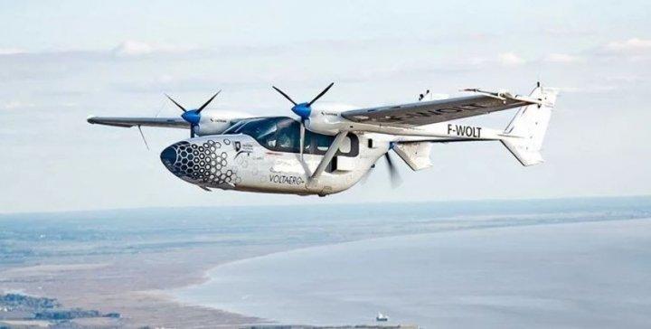 Гибридное аэротакси VoltAero Cassio хотят запустить в 2023 году (фото, видео)
