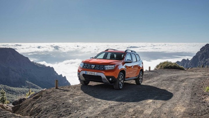 Представлен новый Dacia Duster 2022 с запасом хода до 1235 км (фото)