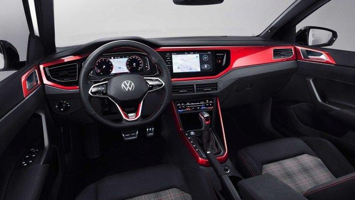Volkswagen Polo GTI 2021 представлен официально