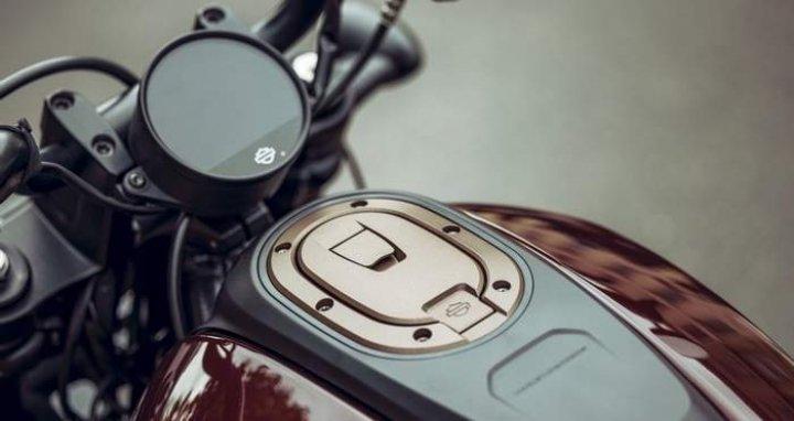 Harley-Davidson представил новый 121-сильный Sportster S (фото, видео)