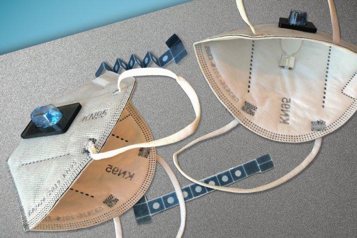 В США создали диагностическую маску, выявляющую коронавирус за 90 минут
