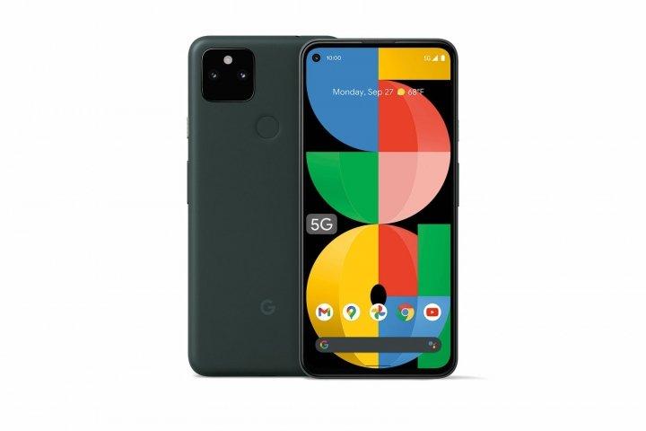 Самый большой аккумулятор в серии: Google представила Pixel 5a (фото, видео)
