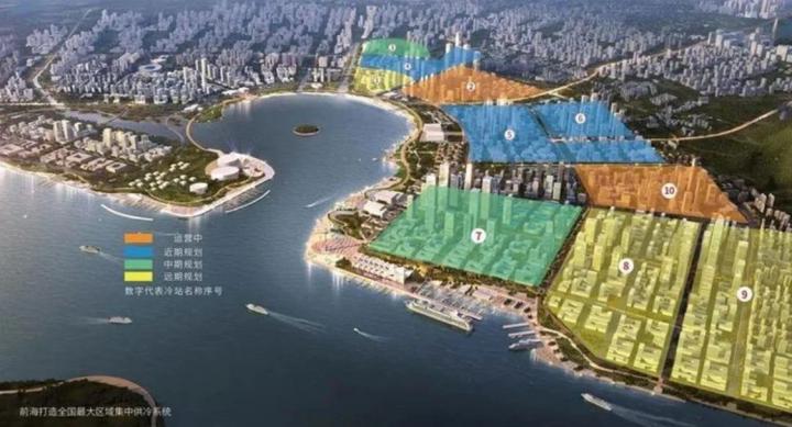 В Китае строят огромный кондиционер для экономии электроэнергии