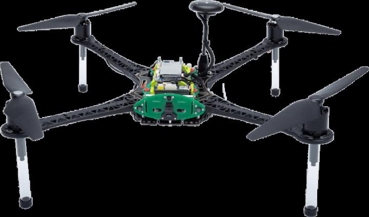 Qualcomm создала первый в мире программируемый дрон с ИИ и 5G
