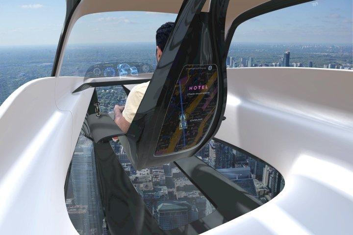 Способен разогнаться до 400 км/ч: молодая американская компания анонсировала воздушный гиперкар