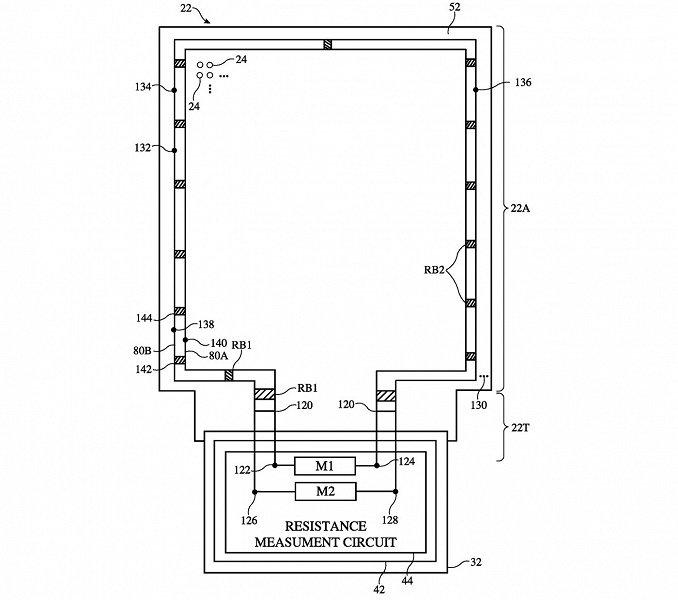 Будущие iPhone получат технологию обнаружения трещин на экране