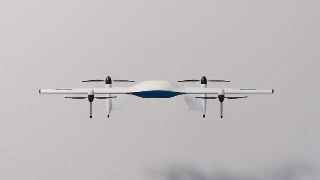 Украинские разработчики создали дрон, способный транспортировать грузы на расстоянии до 100 км