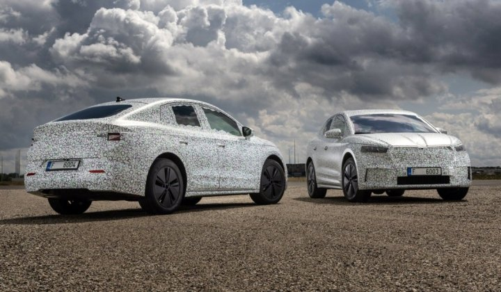 Skoda Enyaq Coupe iV уже на дорогах: каким будет новый электрический кроссовер