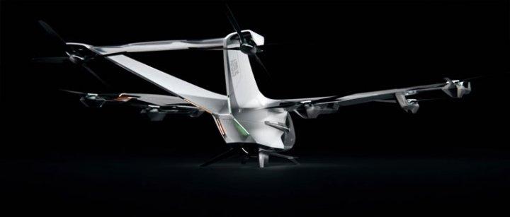 Airbus представила аэротакси CityAirbus NextGen