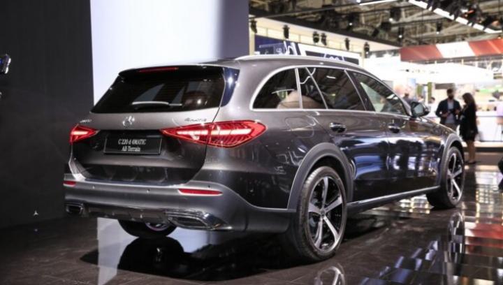 Mercedes-Benz представил новый универсал C-Class (фото)