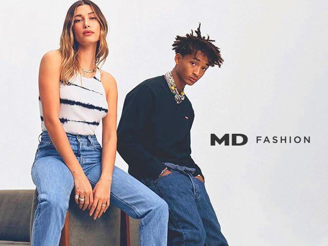 Интернет-магазин одежды MD-Fashion: быстро, удобно, у вас дома