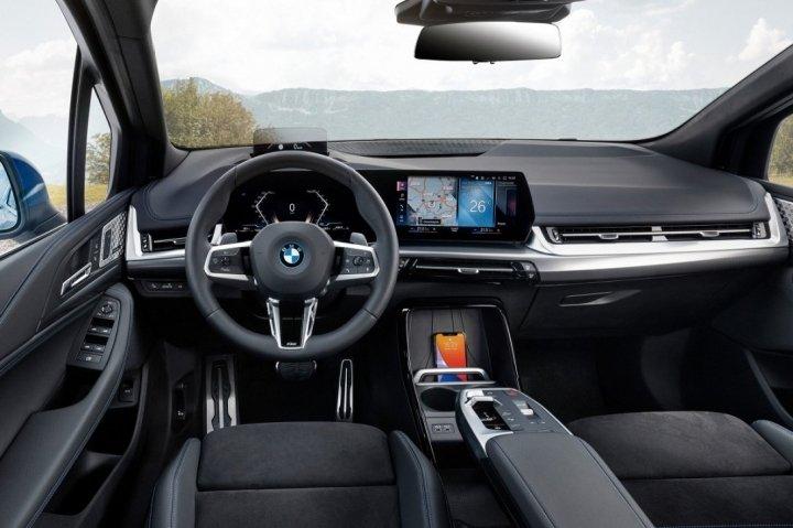Представлен новый минивэн BMW 2 Series Active Tourer (фото)