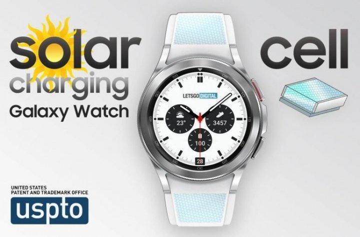 Samsung Galaxy Watch 5 могут получить солнечную батарею